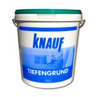 Универсальная грунтовка KNAUF TIEFENGRUND (10 л)