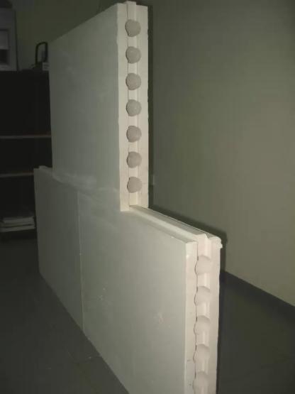 Плита гипсовая пазогребневая пустотелая ВОЛМА 667*500*80мм
