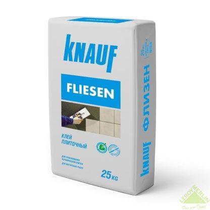 Клей плиточный Кнауф-Флизен (25кг)