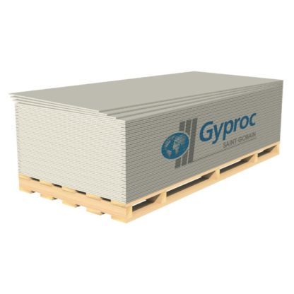 Гипсокартон Гипрок (Gyproc) ОПТИМА (2500*1200*12,5)
