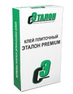 Клей плиточный Эталон Premium