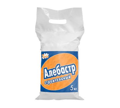 Алебастр гипсовый, 5 кг