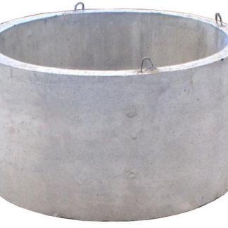 Кольцо колодезное бетонное армированное с замком КС10.9 (диаметр 1000 мм, высота 900мм)