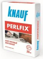 Клей гипсовый монтажный Кнауф-Перлфикс (30кг)