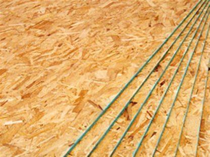 Плита строительная ОСП Кроноспан (OSB 3 Kronospan) атмосферостойкая 12 мм