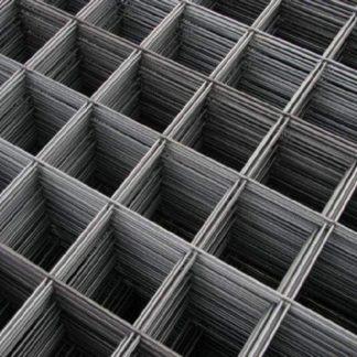 Сетка сварная 100*100 3 мм 1*2м сталь