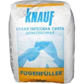Шпаклевка гипсовая Кнауф Фуген (Knauf Fugen) 25кг
