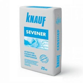 Штукатурно-клеевая смесь КНАУФ-Севенер
