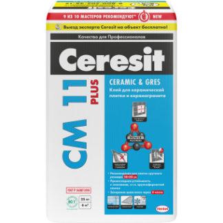 CERESIT CM-11 клей плиточный