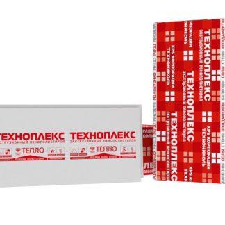 Пенополистирол экструзионный Техноплекс 50 мм