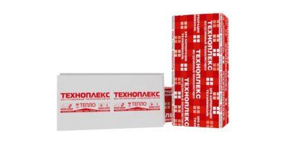 Пенополистирол экструзионный Техноплекс 20 мм