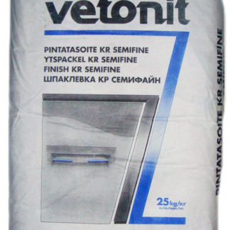 Шпатлевка Vetonit KR (Ветонит) 20 кг