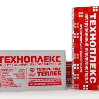Экструзионный пенополистирол ТЕХНОПЛЕКС  30 мм
