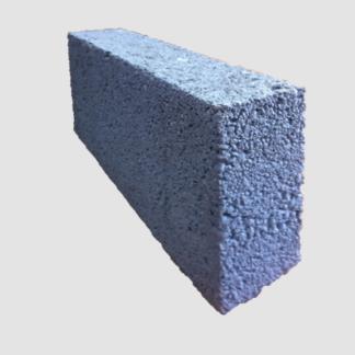 Блок керамзитобетонный полнотелый 390*90*190
