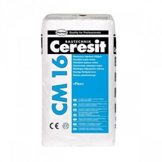 Церезит СМ-16 Плиточный клей 25 кг