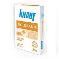 Гольдбанд Кнауф (штукатурка гипсовая), 30 кг