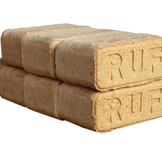 Топливные брикеты RUF (10 кг.)