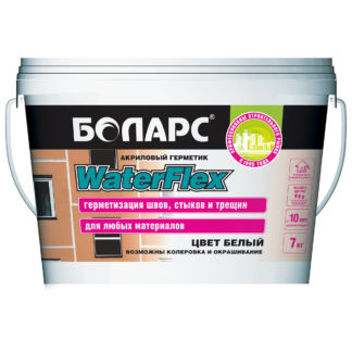 Герметик WaterFlex 7кг