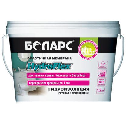 Гидроизоляция HydroFlex 1,2кг/6кг