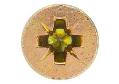 Дюбель-гвоздь полипропиленовый грибовидный бортик 6 x 60 мм, 200 шт Сибртех