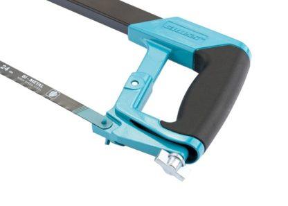 "Ножовка по металлу ""Piranha"", 300 мм, обрезиненная рукоятка и захват Gross"