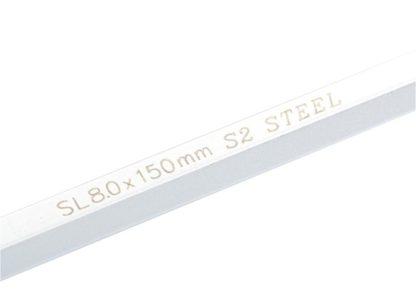 Отвертка SL8 x 150 мм, S2, трехкомпонентная рукоятка Gross