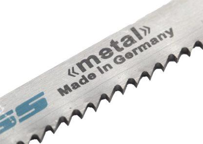 Полотна для электролобзика по металлу, 2 шт, ( 3113-T118B ) Gross
