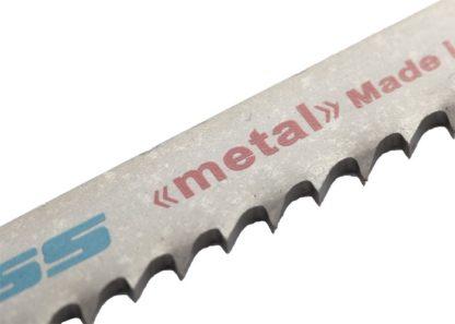 Полотна для электролобзика по металлу, 2 шт, ( 3118-T127D ) Gross