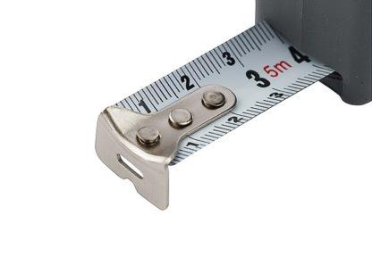 Рулетка Fine, 5 м х 19 мм, пластиковый корпус Matrix