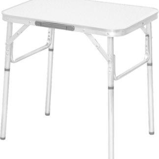 Стол складной алюминиевый, столешница МДФ, 600 х 450 х 250/590 Camping Palisad