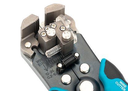 Щипцы для зачистки электропроводов, 0,05-8 кв.мм Gross