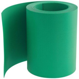 Бордюрная лента, 15х900 см, полипропиленовая, зеленая, Россия Palisad