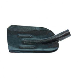 Лопата совковая, 235 x 285 мм, ребра жесткости, без черенка, Россия Сибртех