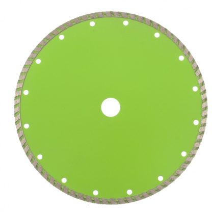 Диск алмазный, отрезной Turbo, 230 х 22,2 мм, сухая резка Сибртех