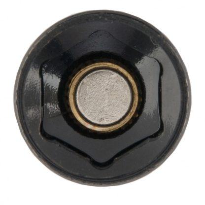 Бита с торцевой головкой, магнит. Nut-Driver, 12 мм, S2 Gross