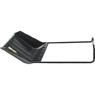 Движок для уборки снега пластиковый, 540х700х1475 мм, 2 части (ковш, стальная рукоятка), Palisad