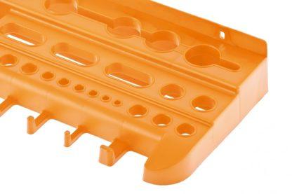 Полка для инструмента 47,5 см, оранжевая Stels