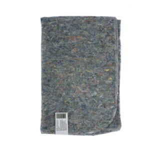 Салфетка для пола х/б, серая 600 х 700 мм, LigHt, Россия Elfe