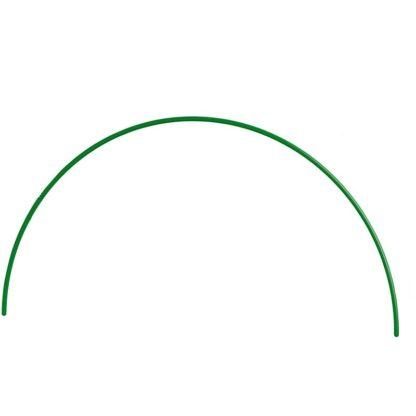 Дуга пластиковая для парника 90 х 126 см, D 20, зеленая Palisad