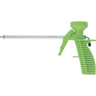 Пистолет для монтажной пены, пластмассовый корпус Сибртех