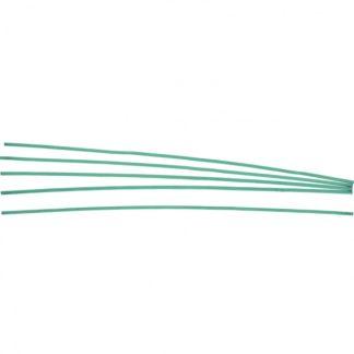 Опора бамбуковая окрашенная H 40 см, 25 шт, в упаковки Palisad