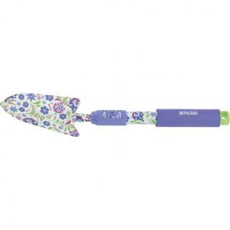 Совок посадочный узкий, 80 х 450 мм, стальной, удлиненная рукоятка, Flower Mint Palisad