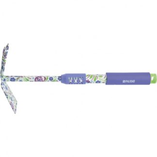 Мотыжка комбинированная, 70 х 385 мм, стальная, удлиненная рукоятка, Flower Mint Palisad