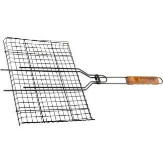 Решетка гриль 260 х 350 мм. антипригарное покрытие, Camping Palisad