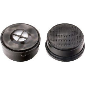 Фильтр комбинированный к полумаске изолирующей ИСТОК 300/400, марка А1Р1, 2 шт Россия Сибртех