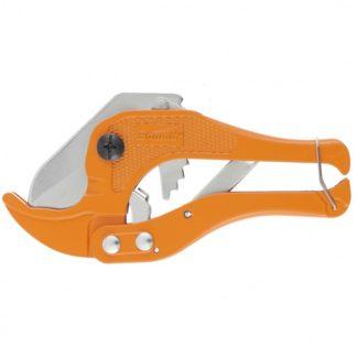 Ножницы для резки изделий из пластика, 180 мм, D до 42 мм Sparta