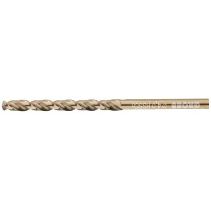 Сверло спиральное по металлу, 4 мм, HSS-Co Gross