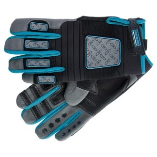 Перчатки универсальные комбинированные DeLuxe, XXL Gross