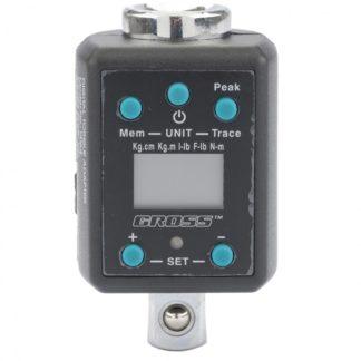 Ключ адаптер динамометрический электронный 40-200 Нм, 1/2 Gross