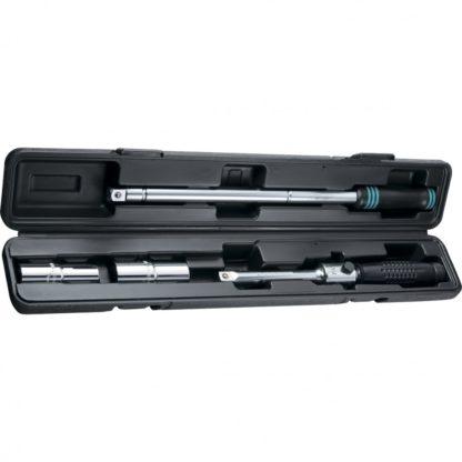 Ключ-крест баллонный, складной с изменяющимся рычагом, 17 мм, 19 мм, 21 мм, 23 мм, CrV, хромированный Gross